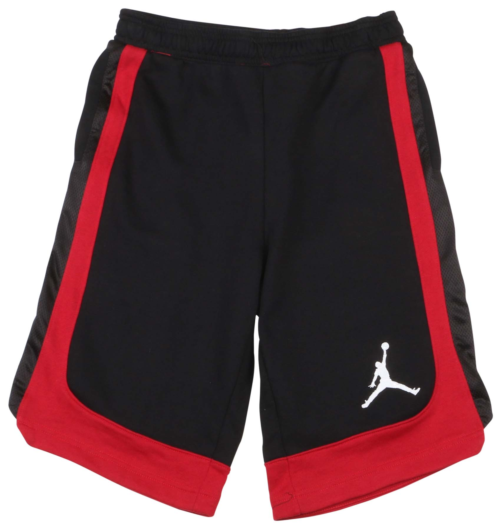 441c66b54c3cac Jordan Big Boys  (8-20) Nike Varsity Jumpman Fleece Shorts-Black ...