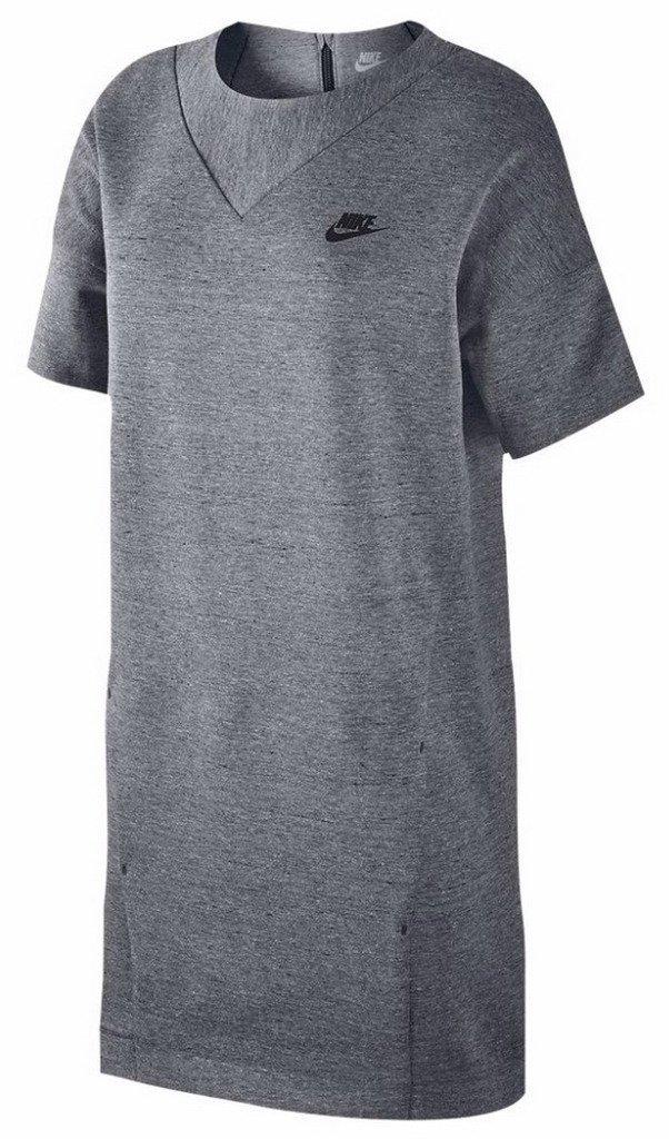3f3e2d9d5f50 Nike Women s Sport Casual Tech Fleece Knit Dress