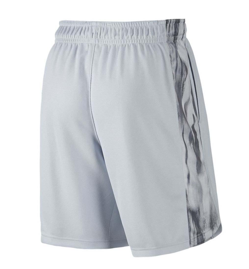 cd45c3c65ac4 Nike Big Boys  (8-20) Dri-Fit KD Elite Basketball Shorts-Pure ...