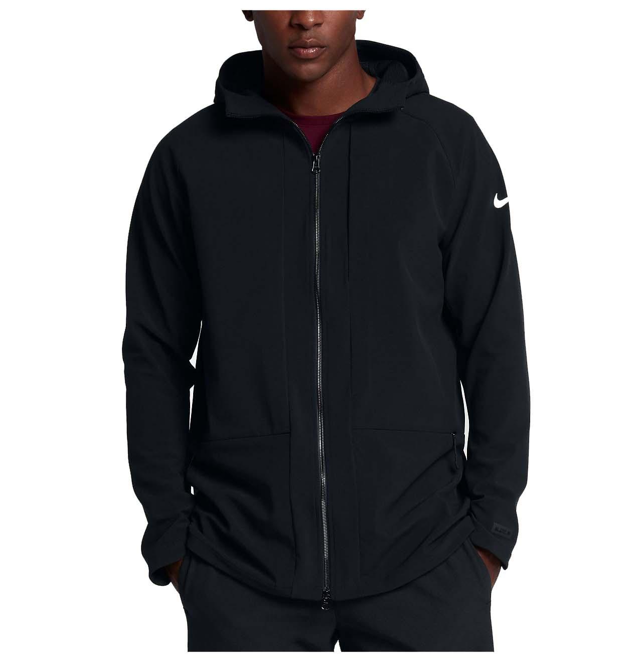 new style 7a3a9 f2461 Nike mens shield lebron trench basketball jacket black ebay jpg 1280x1316 Basketball  jacket
