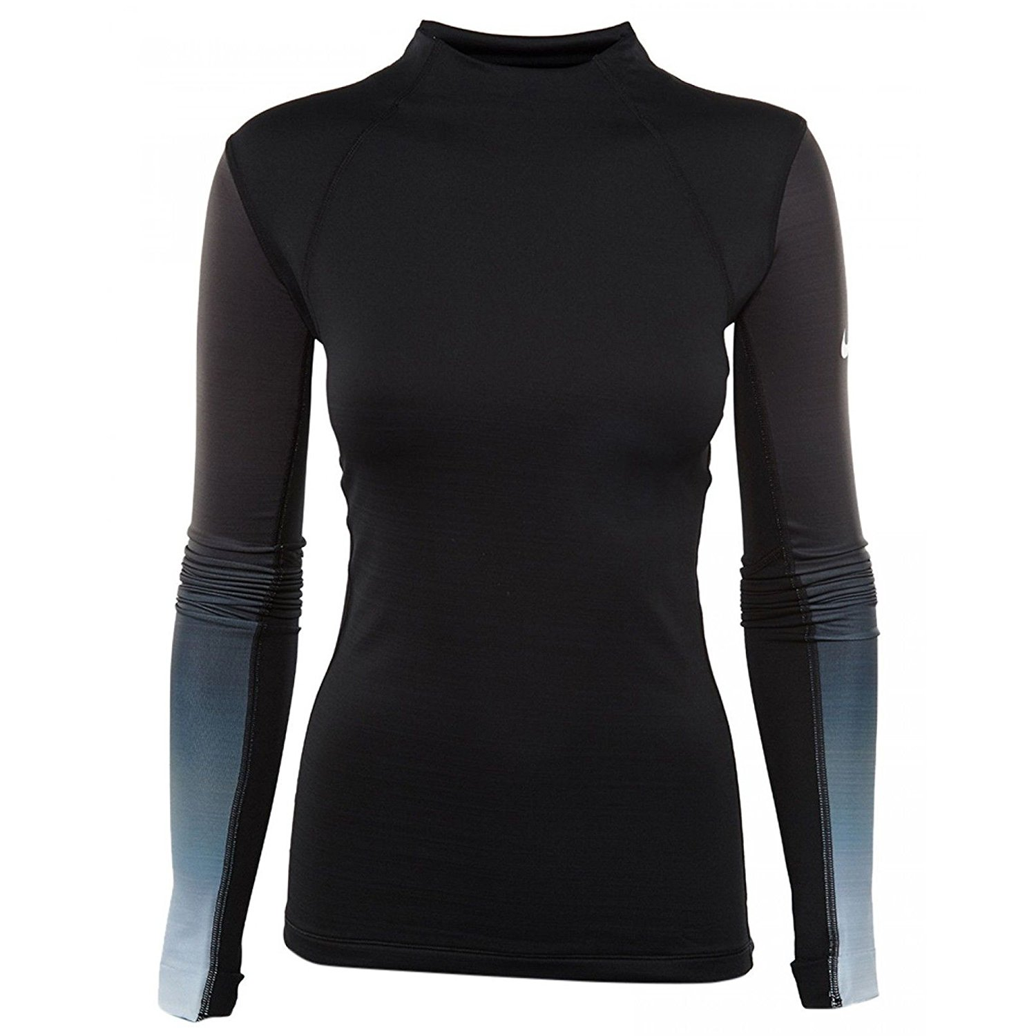 fca5df8bb8f03 Nike Women's Pro Hyperwarm Long Sleeve Training Top | eBay