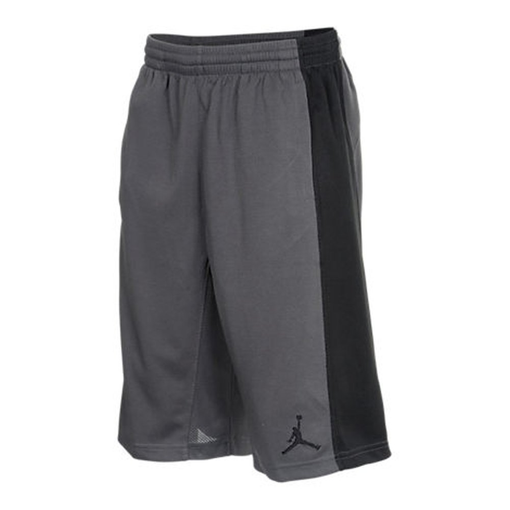a095eb67e432 Details about Jordan Big Boys  (8-20) Air Jordan Highlight Basketball Shorts-Dark  Grey-Medium