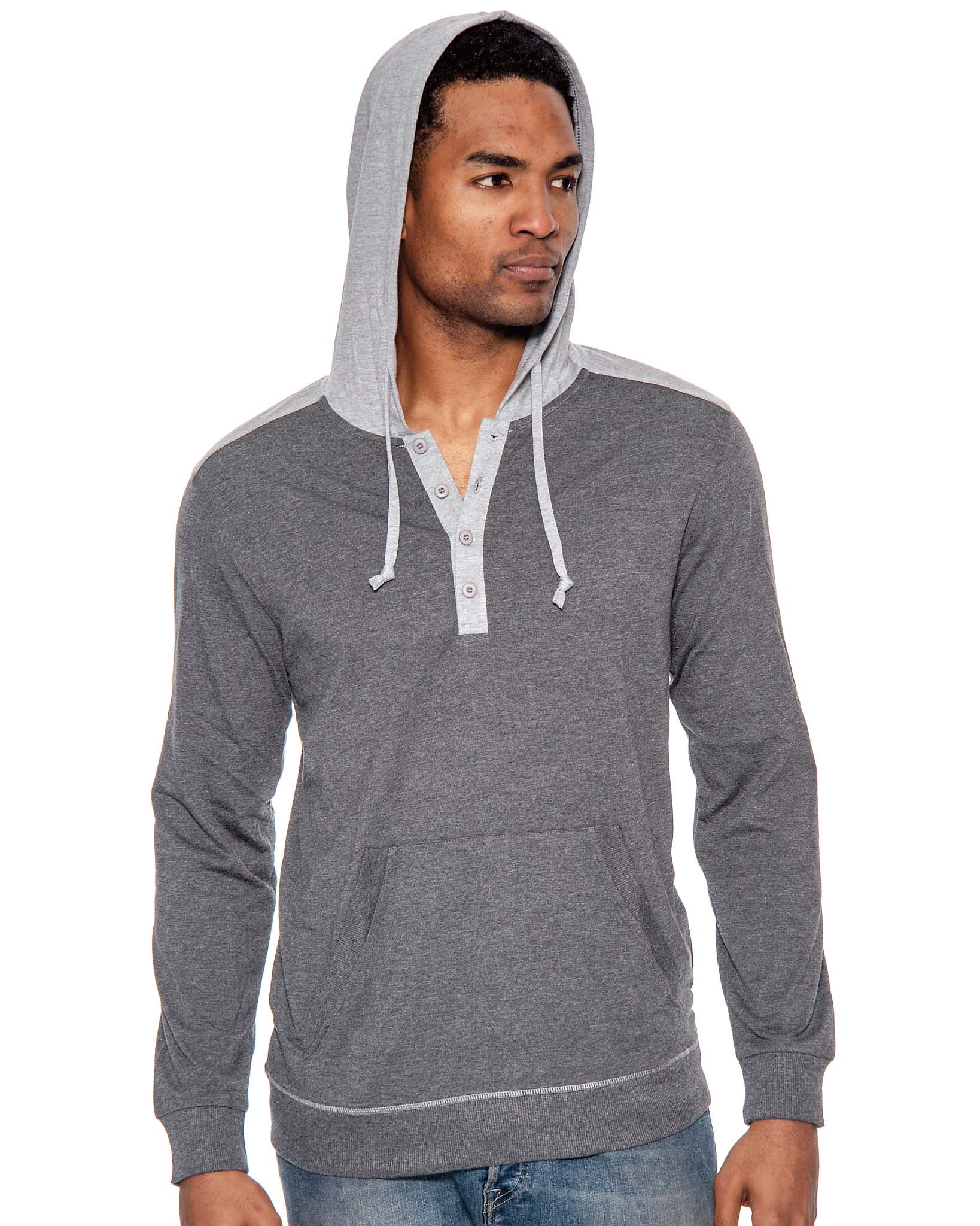 True Rock Men's Pullover Hoodie