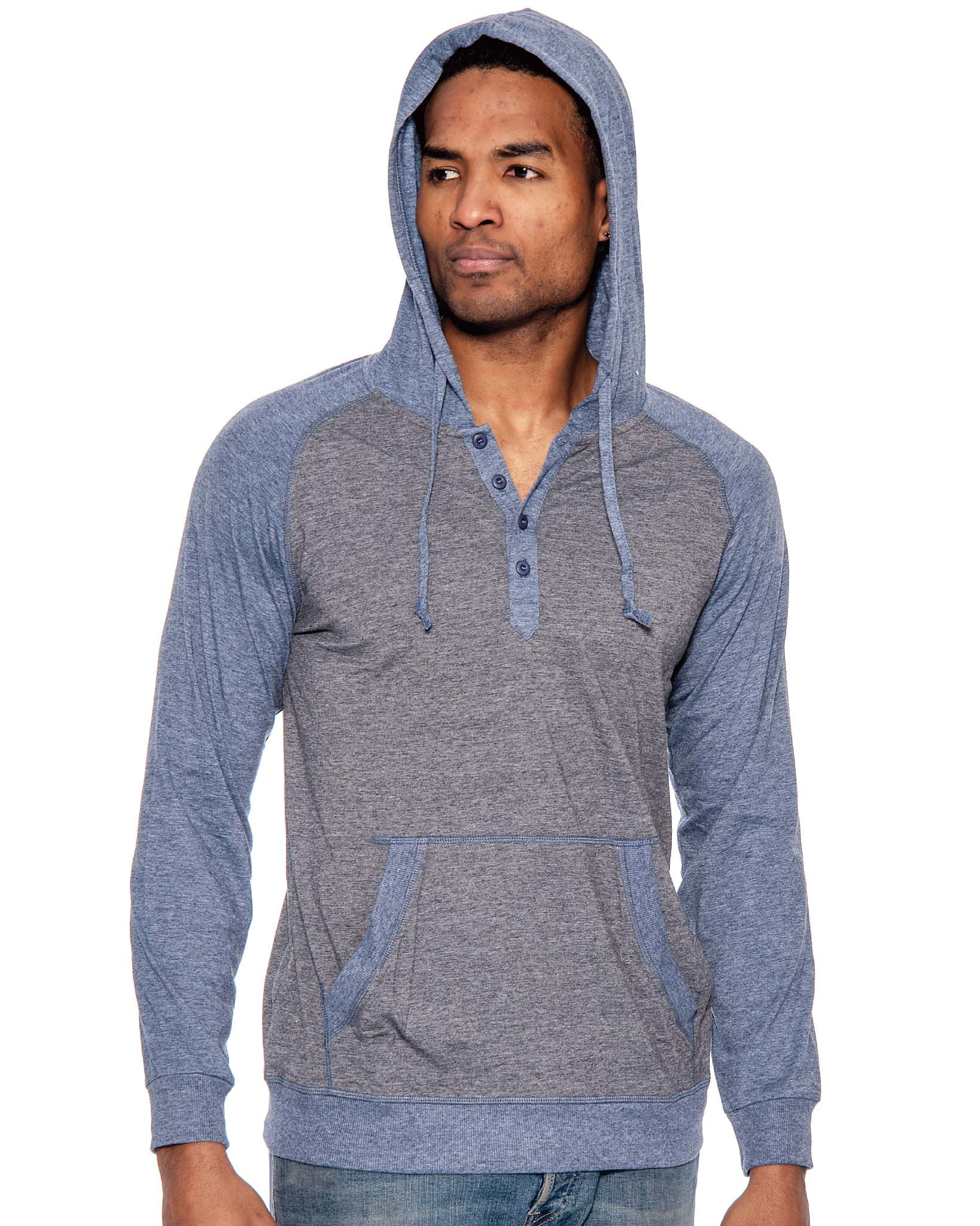 True Rock Men's Lightweight Pullover Hoodie | eBay