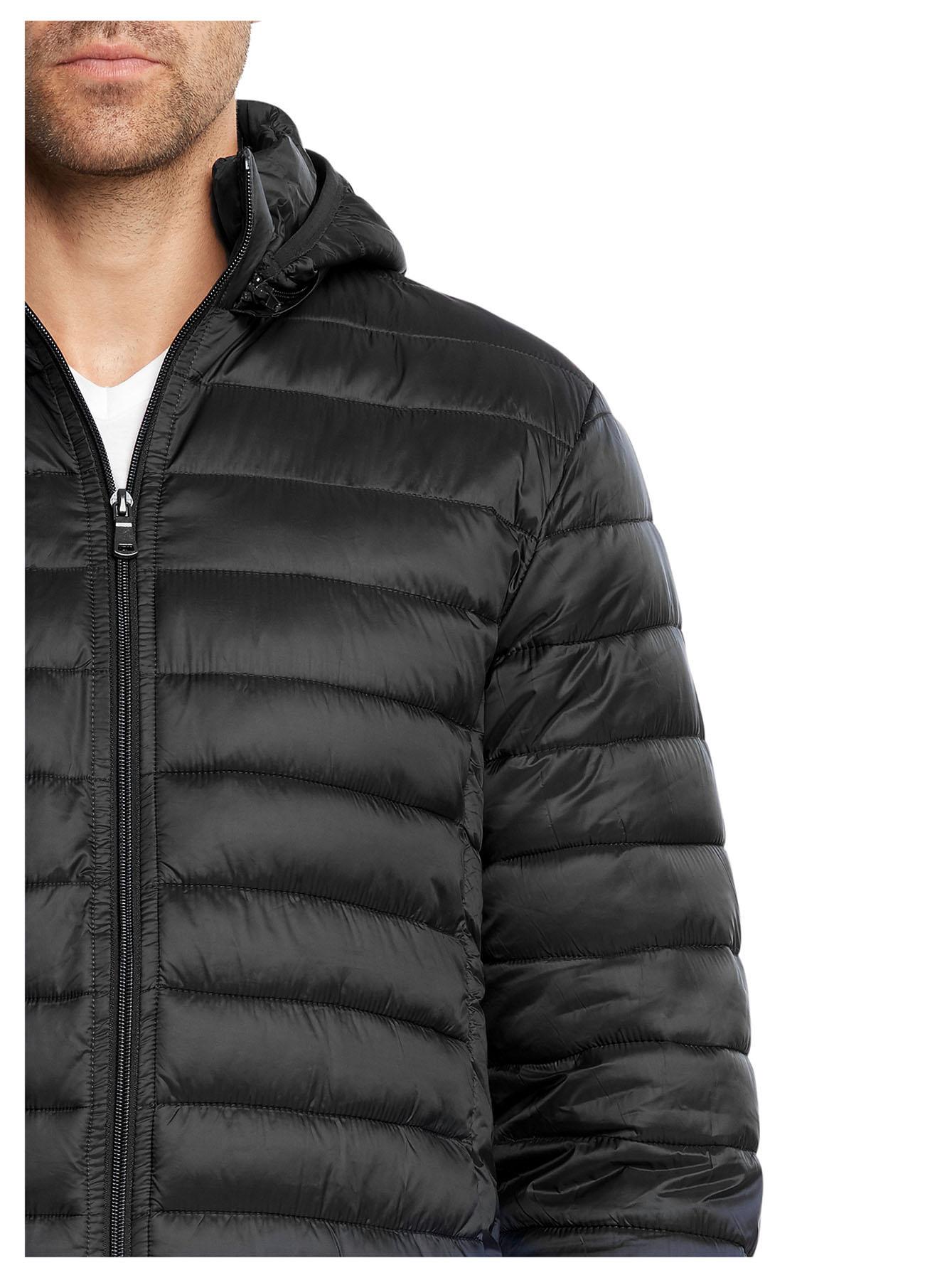 9 Crowns Essentials Men s Lightweight Puffer Jacket  709eb9736