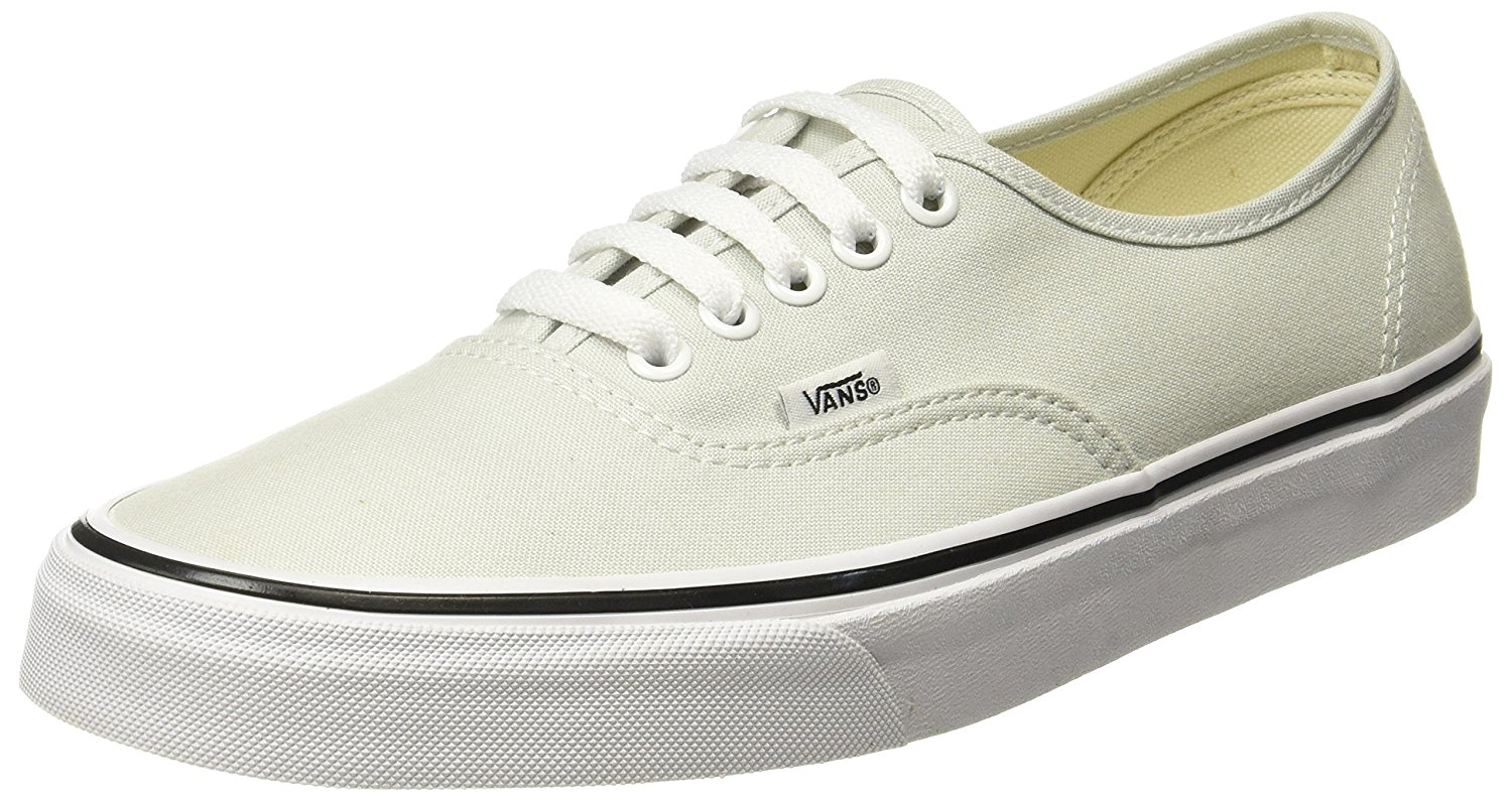 7dcd86c0f61c Details about Vans Unisex Authentic Canvas Skate Shoes-Ice Flow