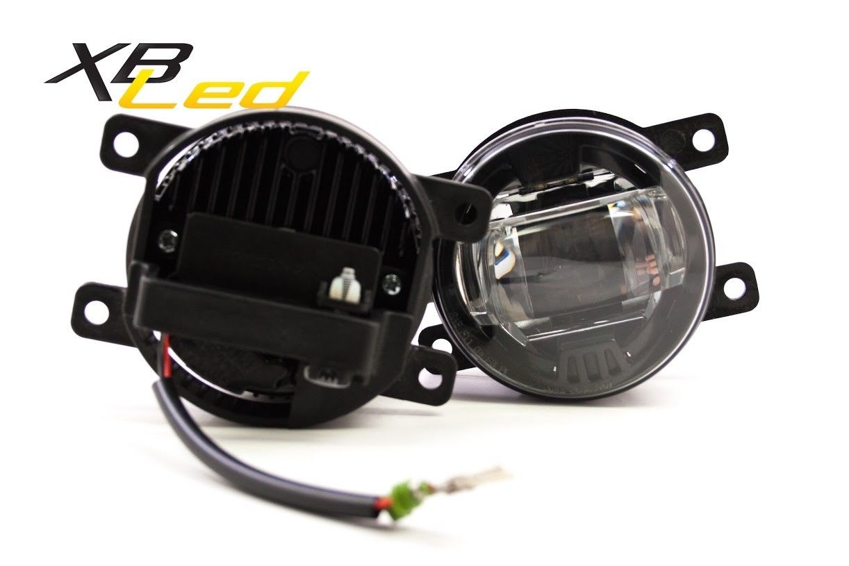 Morimoto Xb Led Fog Lights For Honda Accord Civic Si Crosstour Cr V Wiring Diagram Click Thumbnails To Enlarge