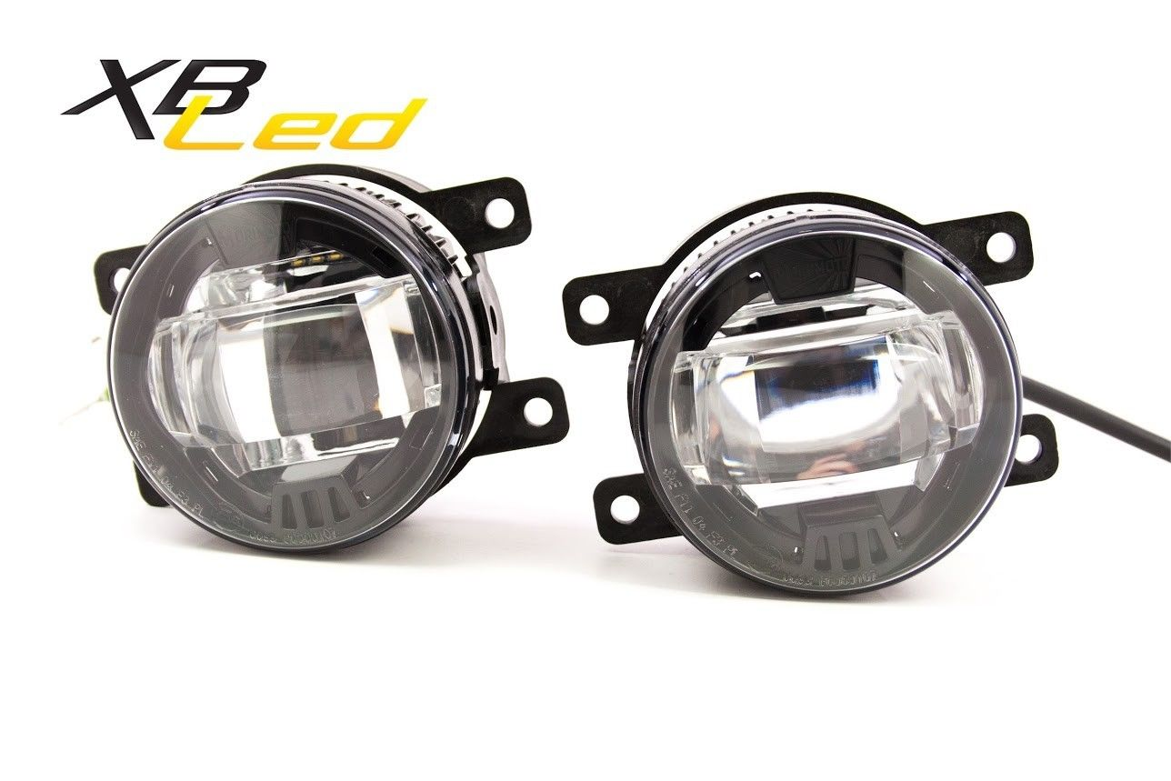 Morimoto Xb Led Fog Lights For Honda Accord Civic Si Crosstour Cr V Wiring Diagram Z Insight