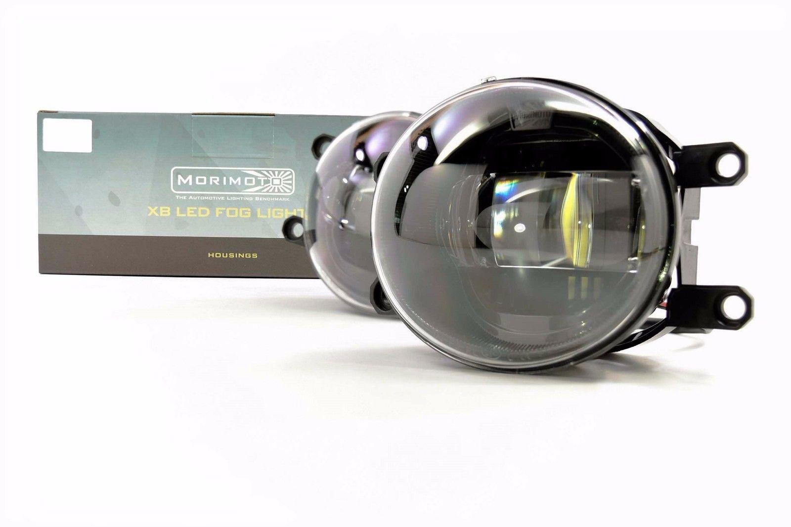 2010 Toyota Tacoma Fog Lights Light Wiring Diagram Morimoto Led For Ebay 1600x1066