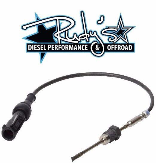 Exhaust Gas Temperature Sensor For 08-10 Ford F250 F350 F450 F550 6.4 Super Duty