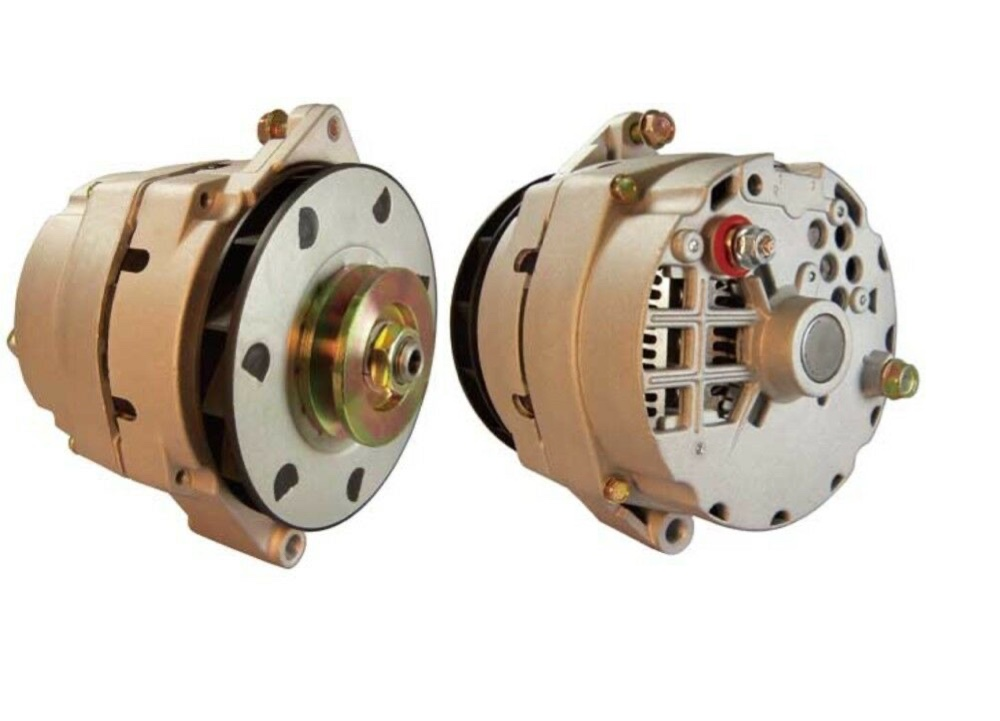 New Alternator 12si 94 Amp Replaces Delco 10si Ir  Ef 3