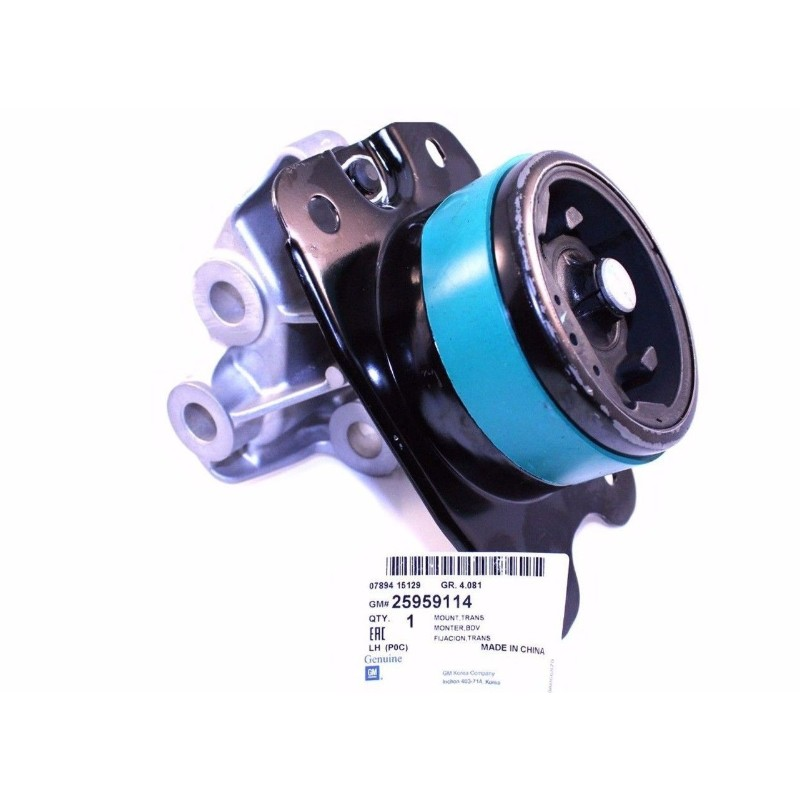 Engine/'s Left Mount Base for Chevy Chevrolet Optra Part 96550234