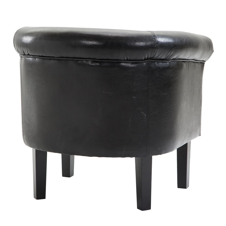 PU-Leather-Tub-Club-Barrel-Design-Chair-Room-Seat-Contemporary-ArmChair