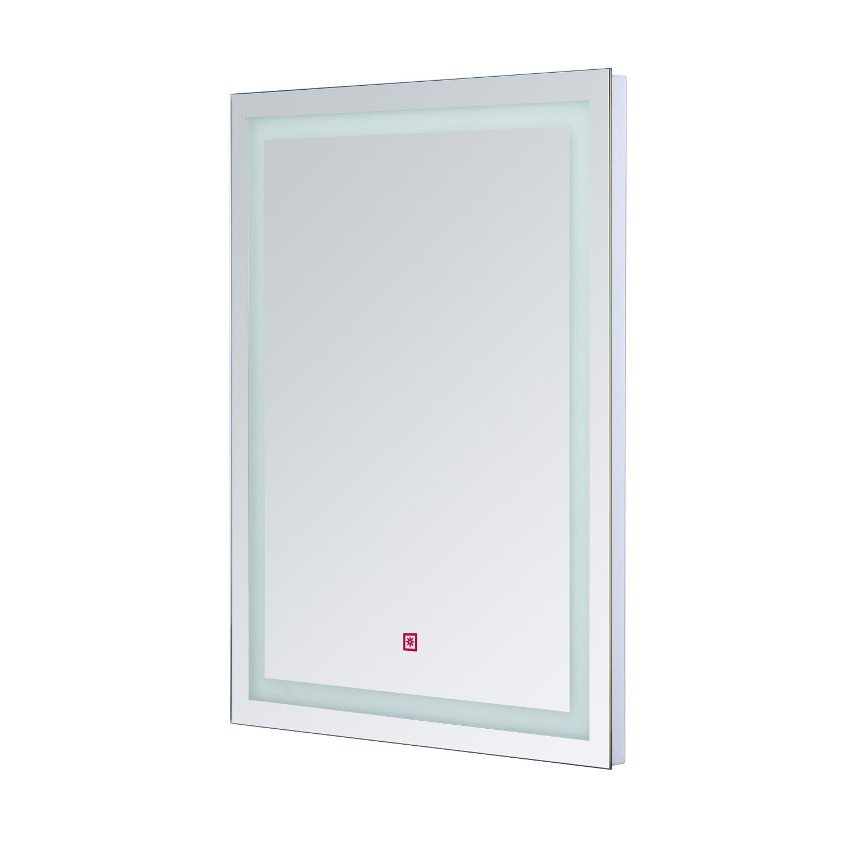 LED Illuminated Backlit Wall Mount Bathroom Vanity Mirror Make Up w ...