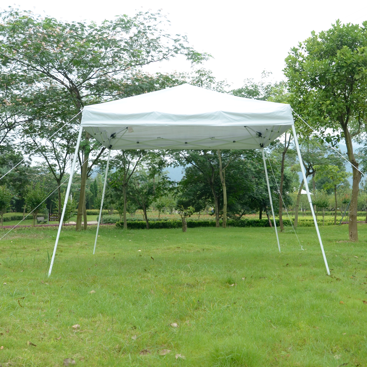 Ez Pop Up Canopy Wedding Party Tent Outdoor Folding Patio