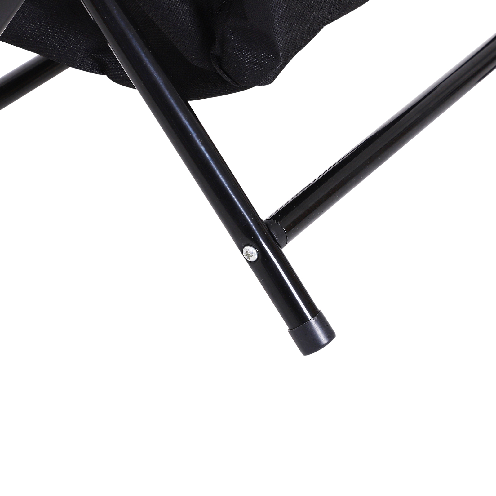 Outsunny-Folding-Rotating-Travel-Camping-Stool-for-Adults-w-Storage-Bag thumbnail 8
