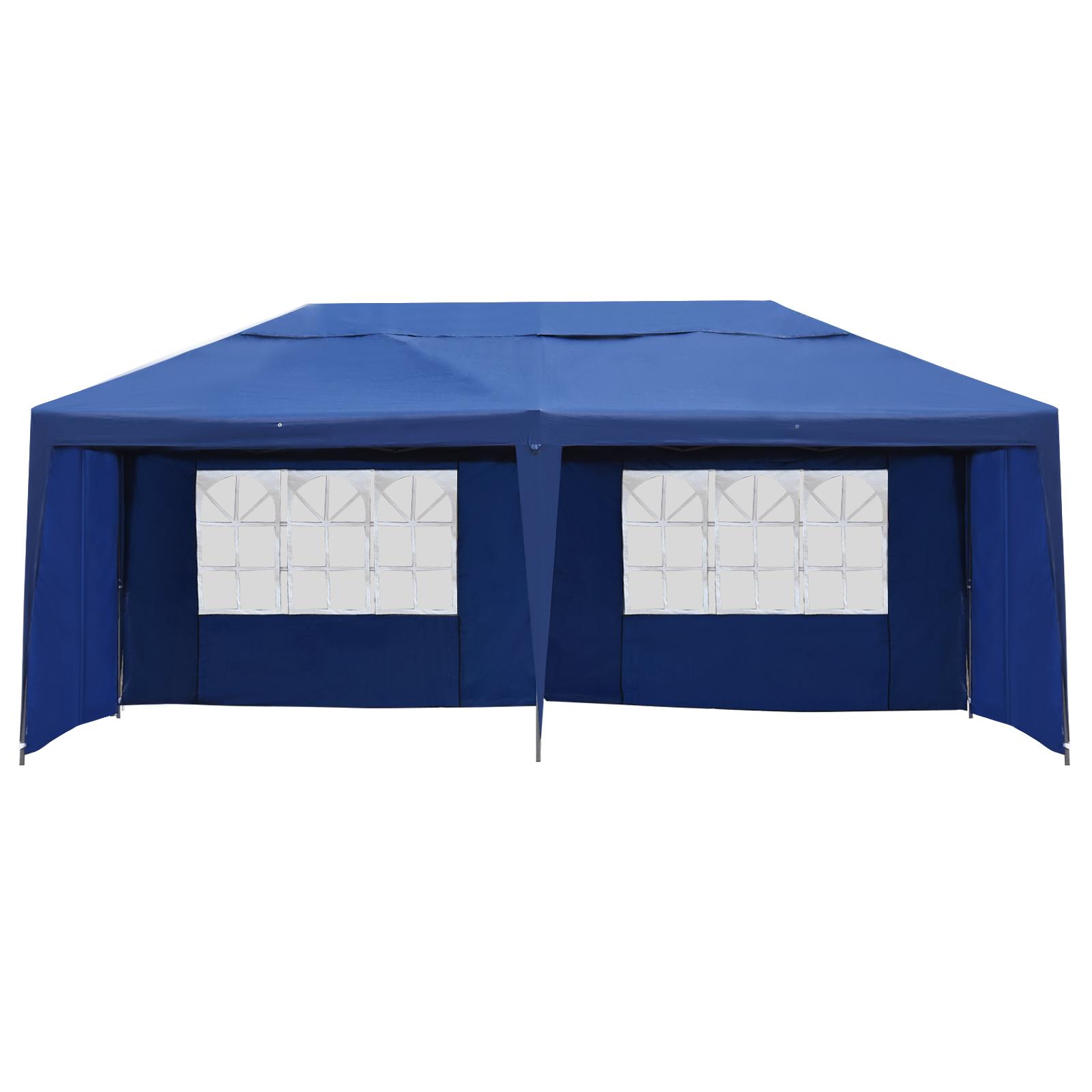 Outdoor-10-039-x20-039-EZ-POP-UP-Gazebo-Wedding-Party-Tent-Canopy-Folding-w-Carry-Bag thumbnail 4