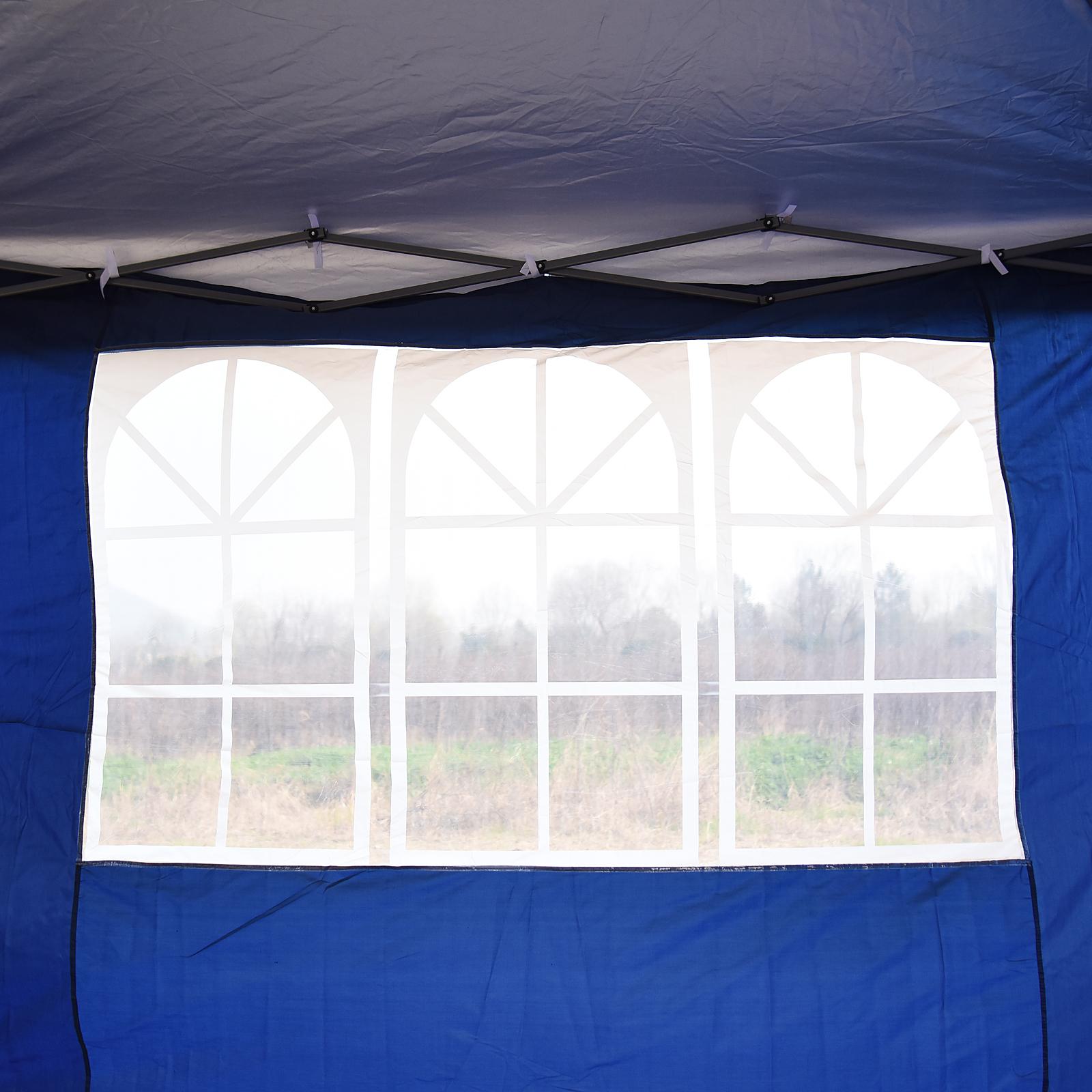 Outdoor-10-039-x20-039-EZ-POP-UP-Gazebo-Wedding-Party-Tent-Canopy-Folding-w-Carry-Bag thumbnail 10