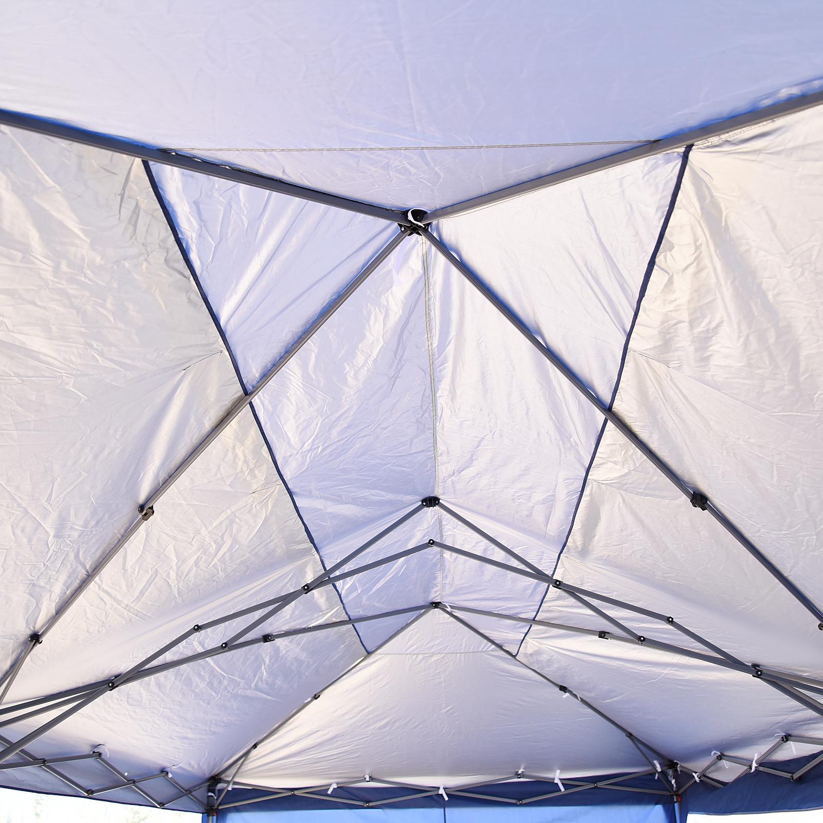 Outdoor-10-039-x20-039-EZ-POP-UP-Gazebo-Wedding-Party-Tent-Canopy-Folding-w-Carry-Bag thumbnail 11