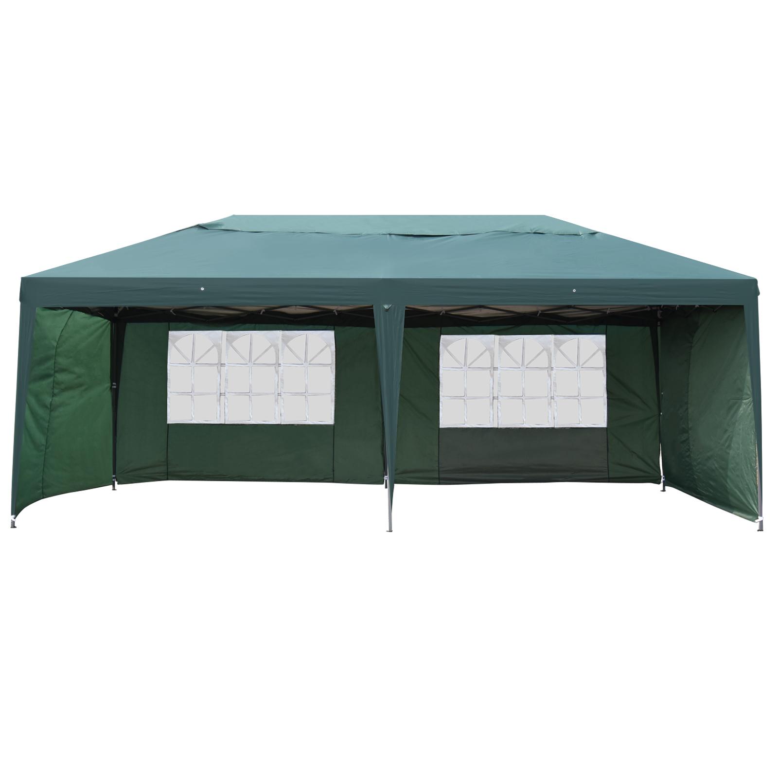 Outdoor-10-039-x20-039-EZ-POP-UP-Gazebo-Wedding-Party-Tent-Canopy-Folding-w-Carry-Bag thumbnail 24