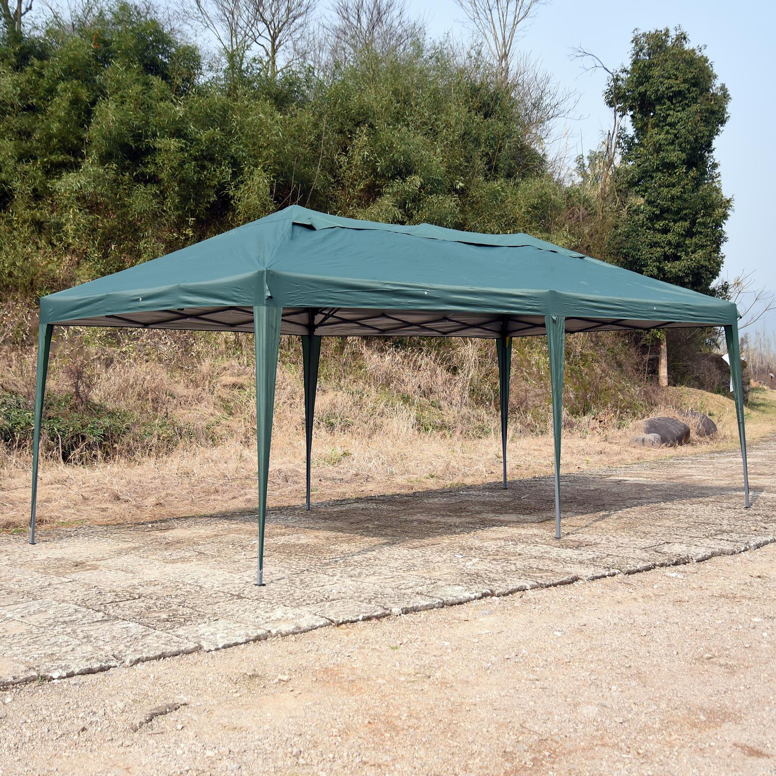 Outdoor-10-039-x20-039-EZ-POP-UP-Gazebo-Wedding-Party-Tent-Canopy-Folding-w-Carry-Bag thumbnail 25
