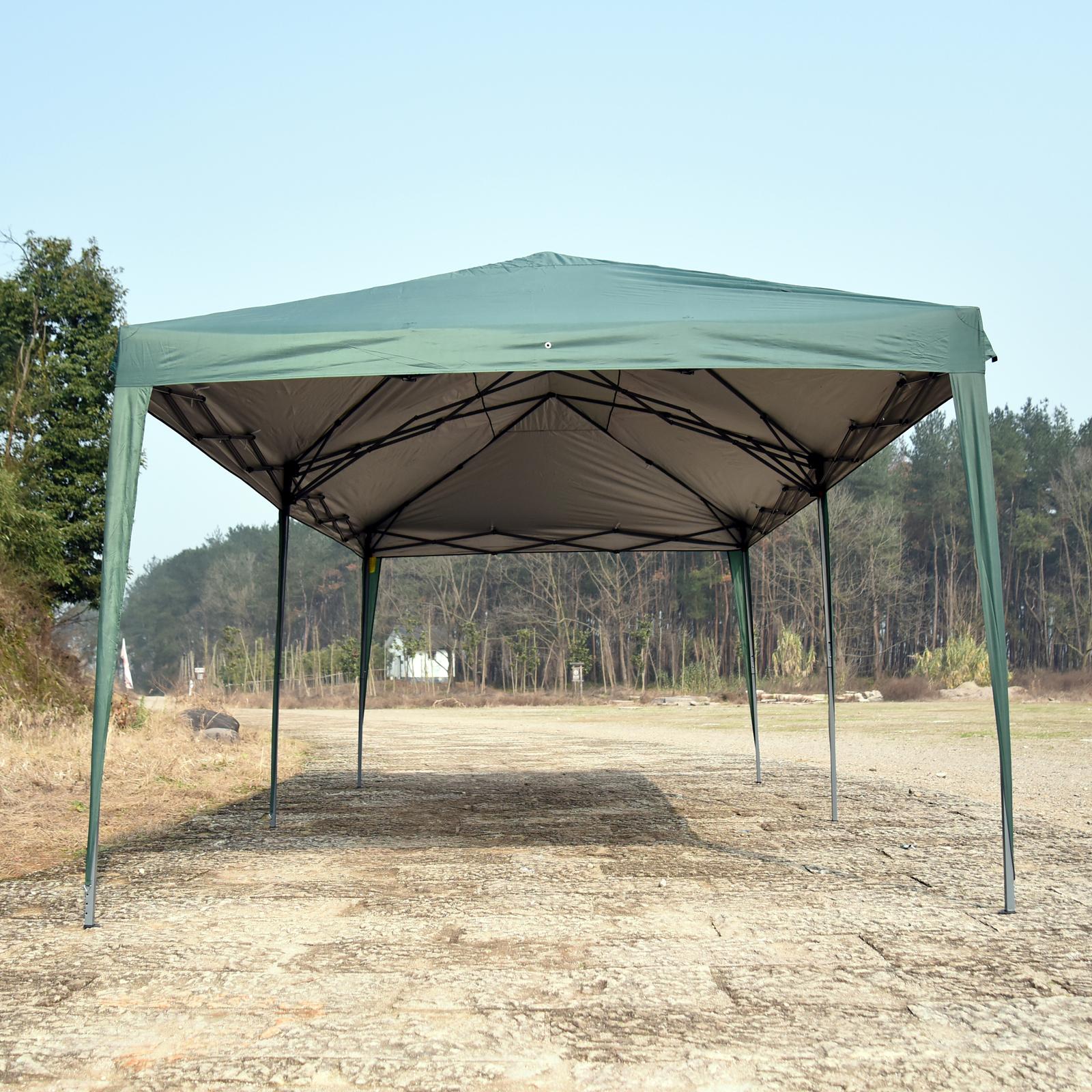 Outdoor-10-039-x20-039-EZ-POP-UP-Gazebo-Wedding-Party-Tent-Canopy-Folding-w-Carry-Bag thumbnail 26