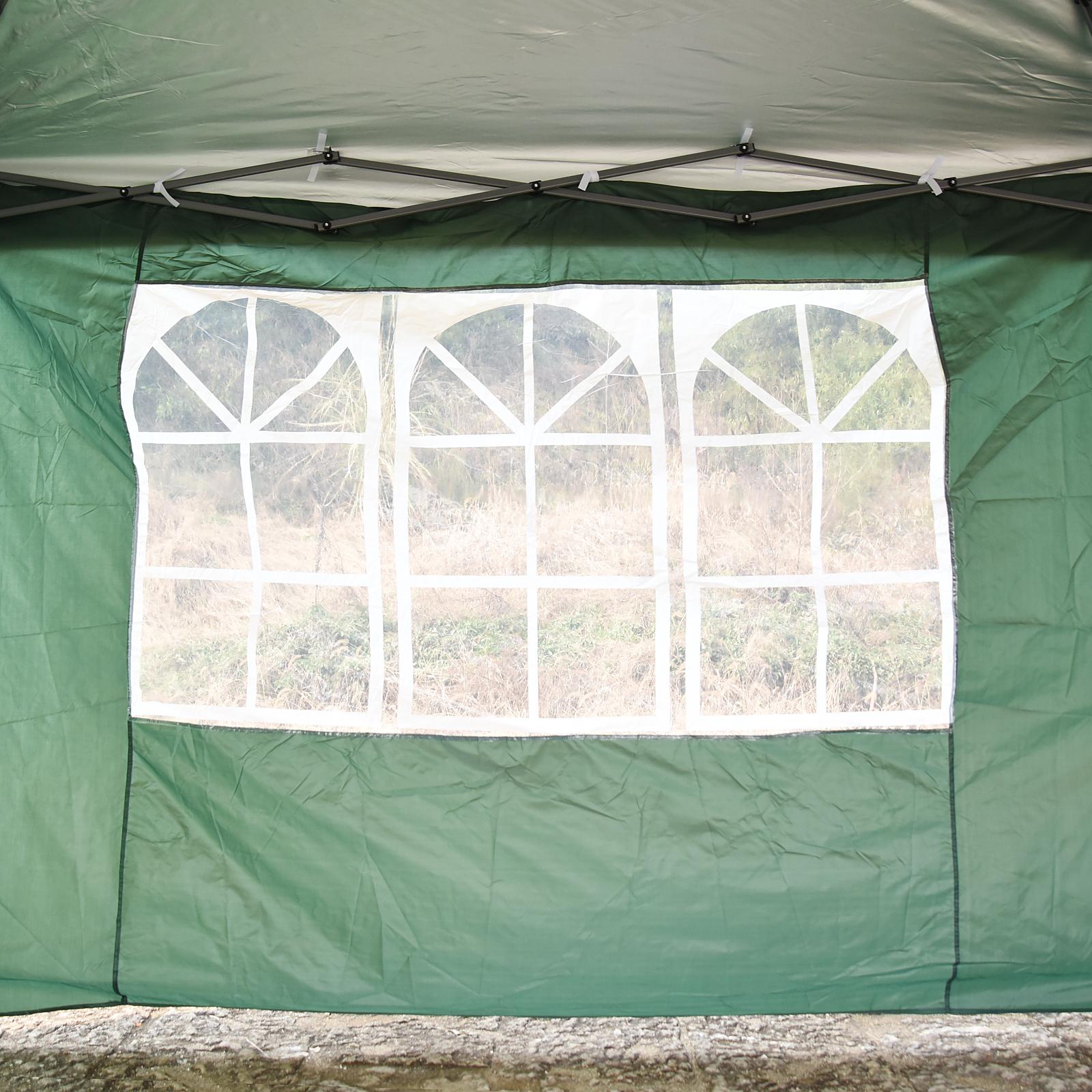 Outdoor-10-039-x20-039-EZ-POP-UP-Gazebo-Wedding-Party-Tent-Canopy-Folding-w-Carry-Bag thumbnail 30