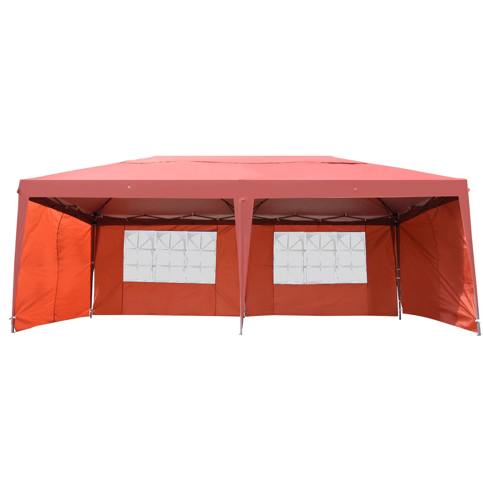 Outdoor-10-039-x20-039-EZ-POP-UP-Gazebo-Wedding-Party-Tent-Canopy-Folding-w-Carry-Bag thumbnail 35