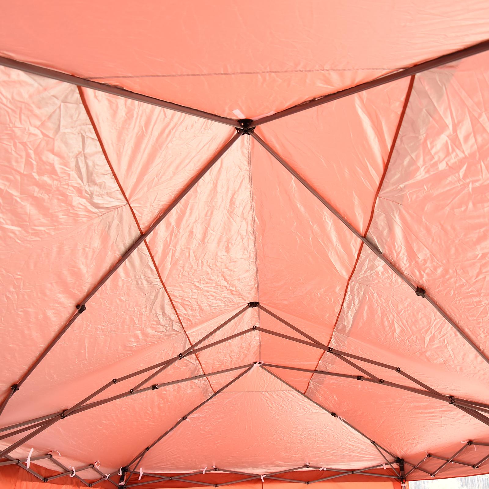 Outdoor-10-039-x20-039-EZ-POP-UP-Gazebo-Wedding-Party-Tent-Canopy-Folding-w-Carry-Bag thumbnail 40