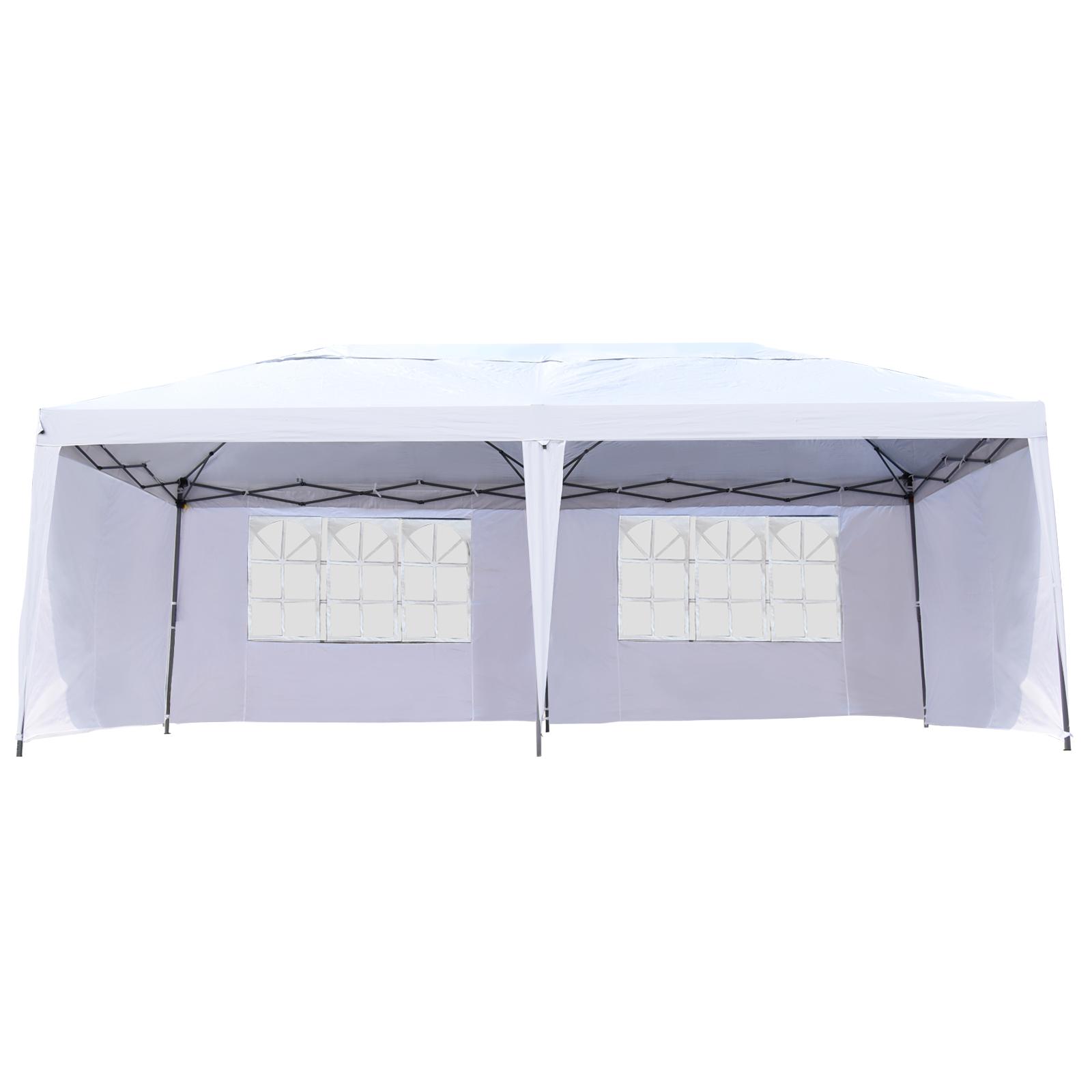 Outdoor-10-039-x20-039-EZ-POP-UP-Gazebo-Wedding-Party-Tent-Canopy-Folding-w-Carry-Bag thumbnail 46