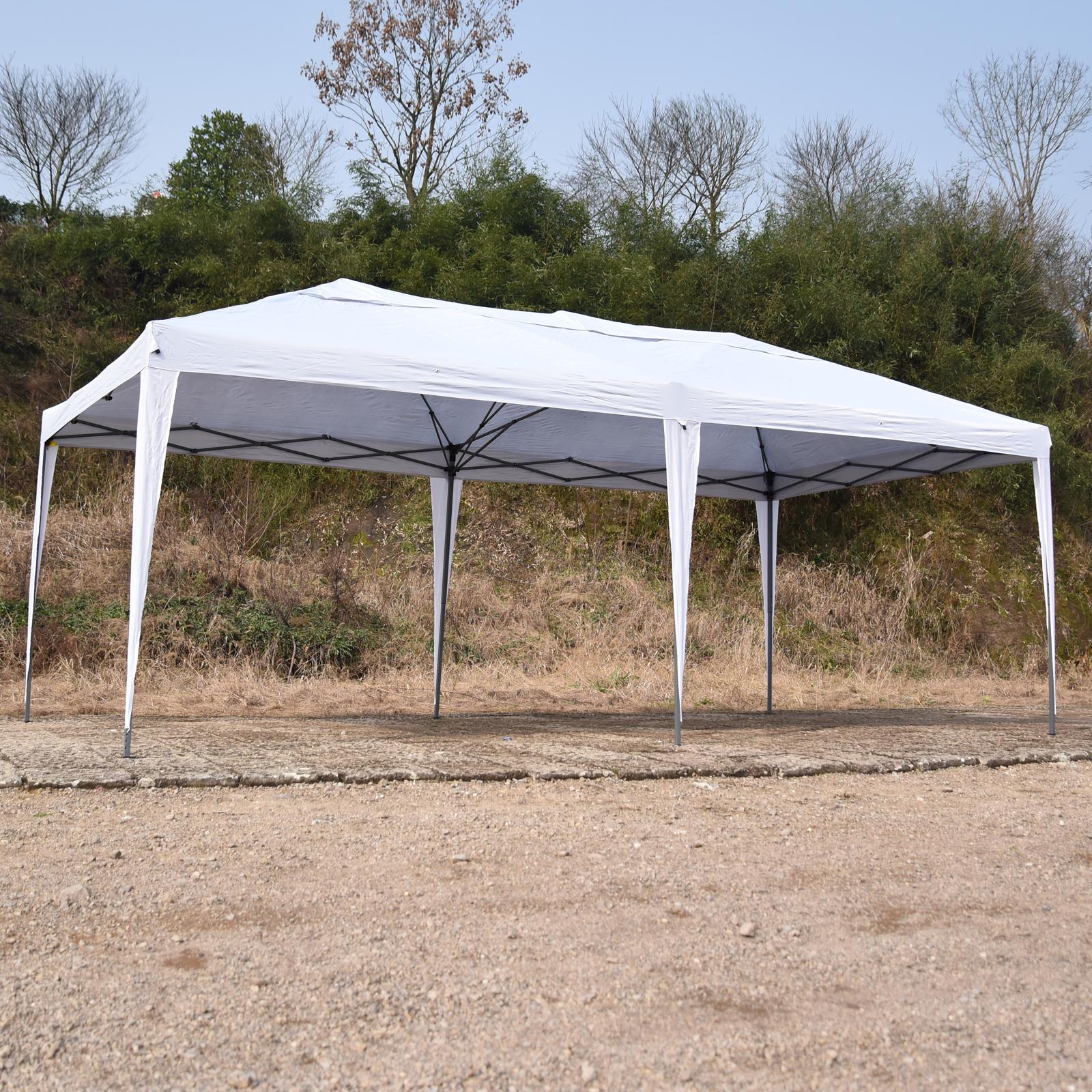 Outdoor-10-039-x20-039-EZ-POP-UP-Gazebo-Wedding-Party-Tent-Canopy-Folding-w-Carry-Bag thumbnail 45