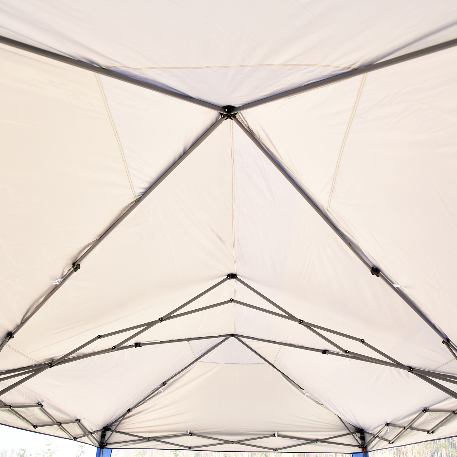 10-x-20-Outdoor-Gazebo-Pop-Up-Canopy-Party-Tent-with-2-Tier-Roof thumbnail 7