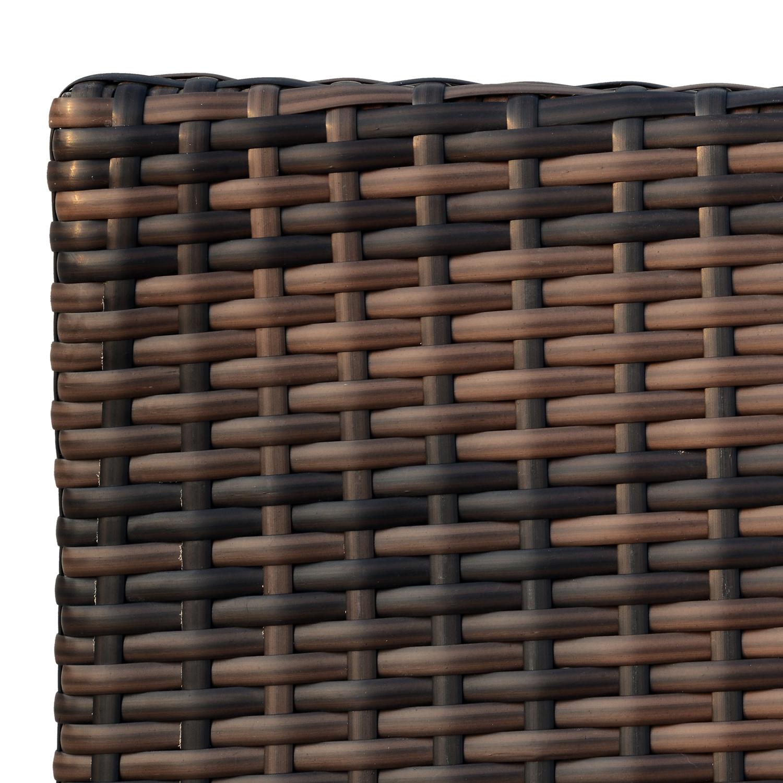 Cotton Seat Pad Replacement Cushion Garden Sun Lounger Recliner Chair Garden UK