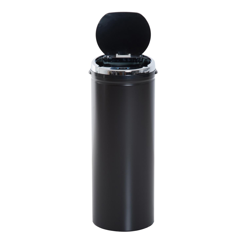 ACCIAIO-Inox-Automatico-Sensore-PATTUMIERA-IMMONDIZIA-SPAZZATURA-CUCINA-CESTINO-NUOVO miniatura 34