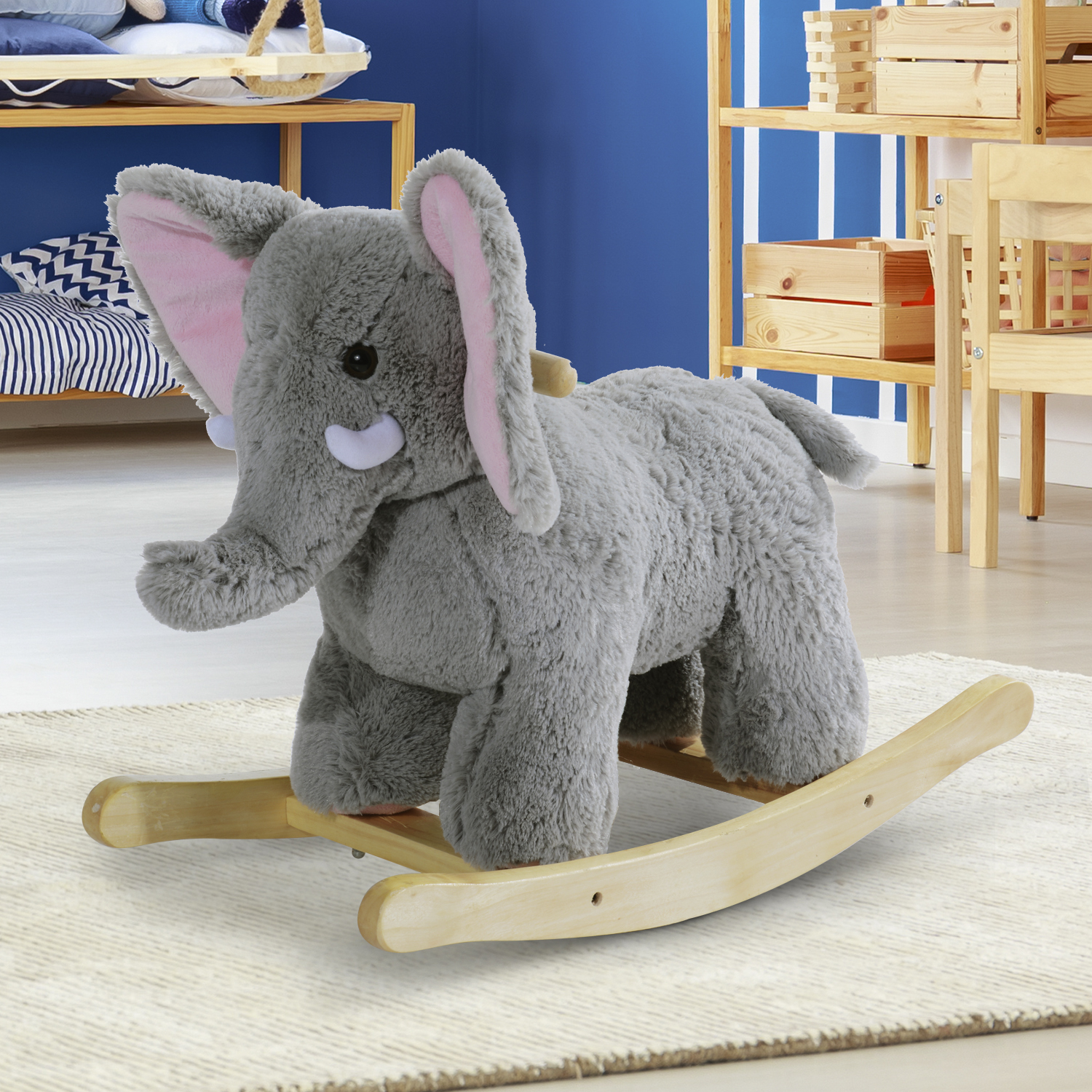 Baby Elephant Rocking Horse Cheap Toys Kids Toys