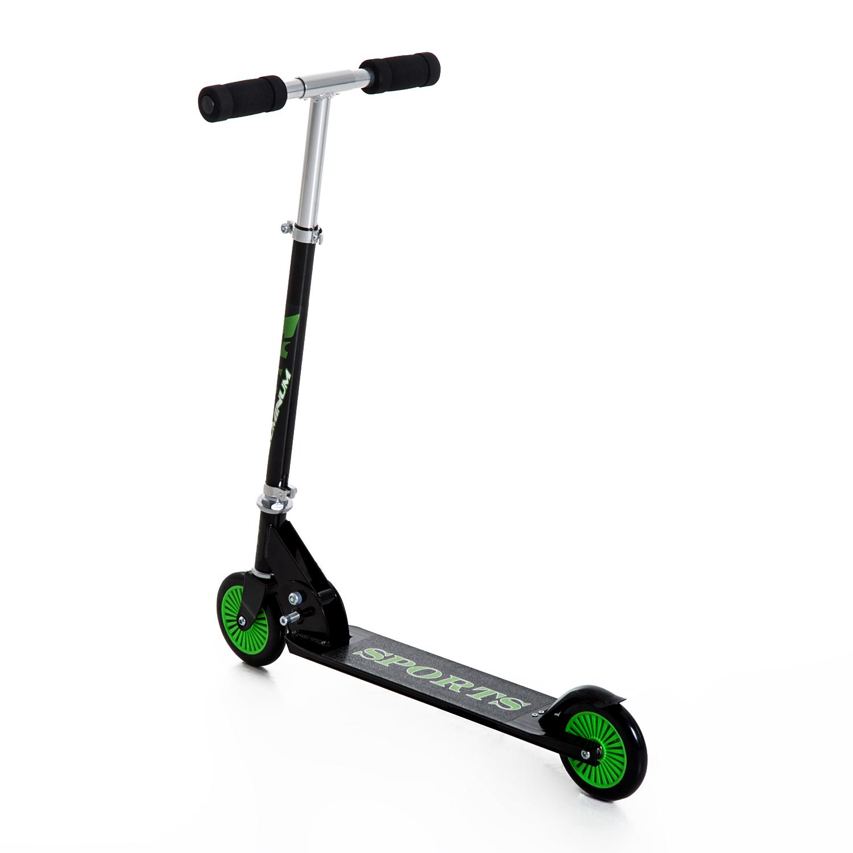 Kick-Scooter-Foldable-Wheels-Teens-Children-Commuter-Stunt-2-Colours thumbnail 7