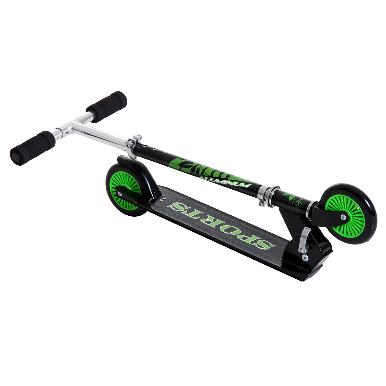 Kick-Scooter-Foldable-Wheels-Teens-Children-Commuter-Stunt-2-Colours thumbnail 8