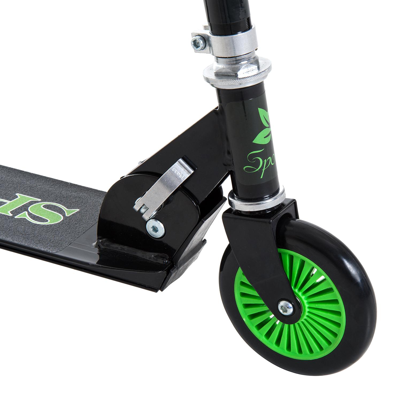 Kick-Scooter-Foldable-Wheels-Teens-Children-Commuter-Stunt-2-Colours thumbnail 12