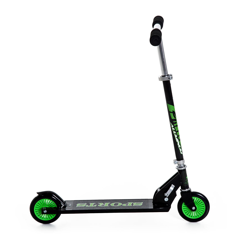 Kick-Scooter-Foldable-Wheels-Teens-Children-Commuter-Stunt-2-Colours thumbnail 6