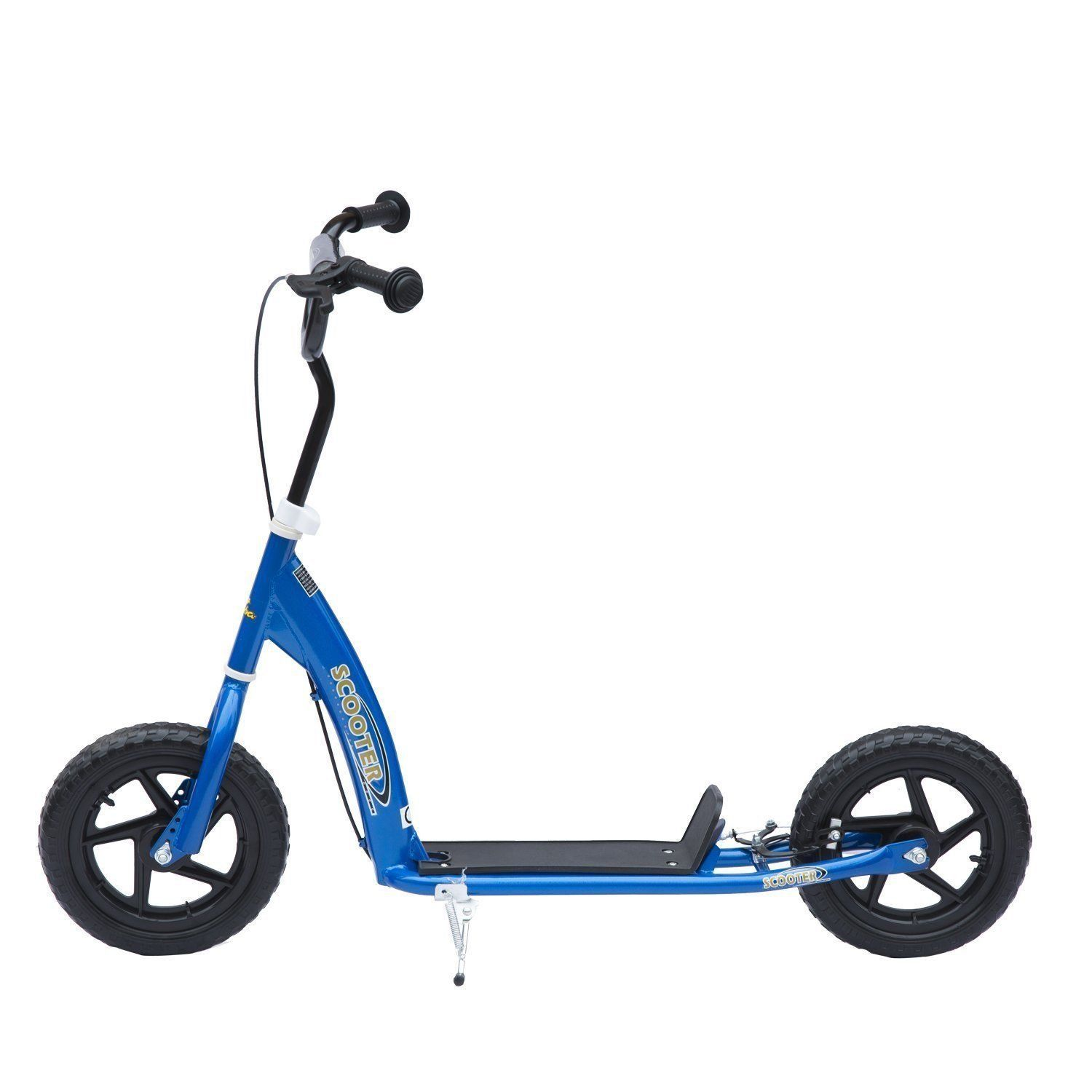 Teen-Push-Scooter-Kids-Children-Stunt-Scooter-Bike-Bicycle-Ride-On-12-034-Tyres-New thumbnail 11