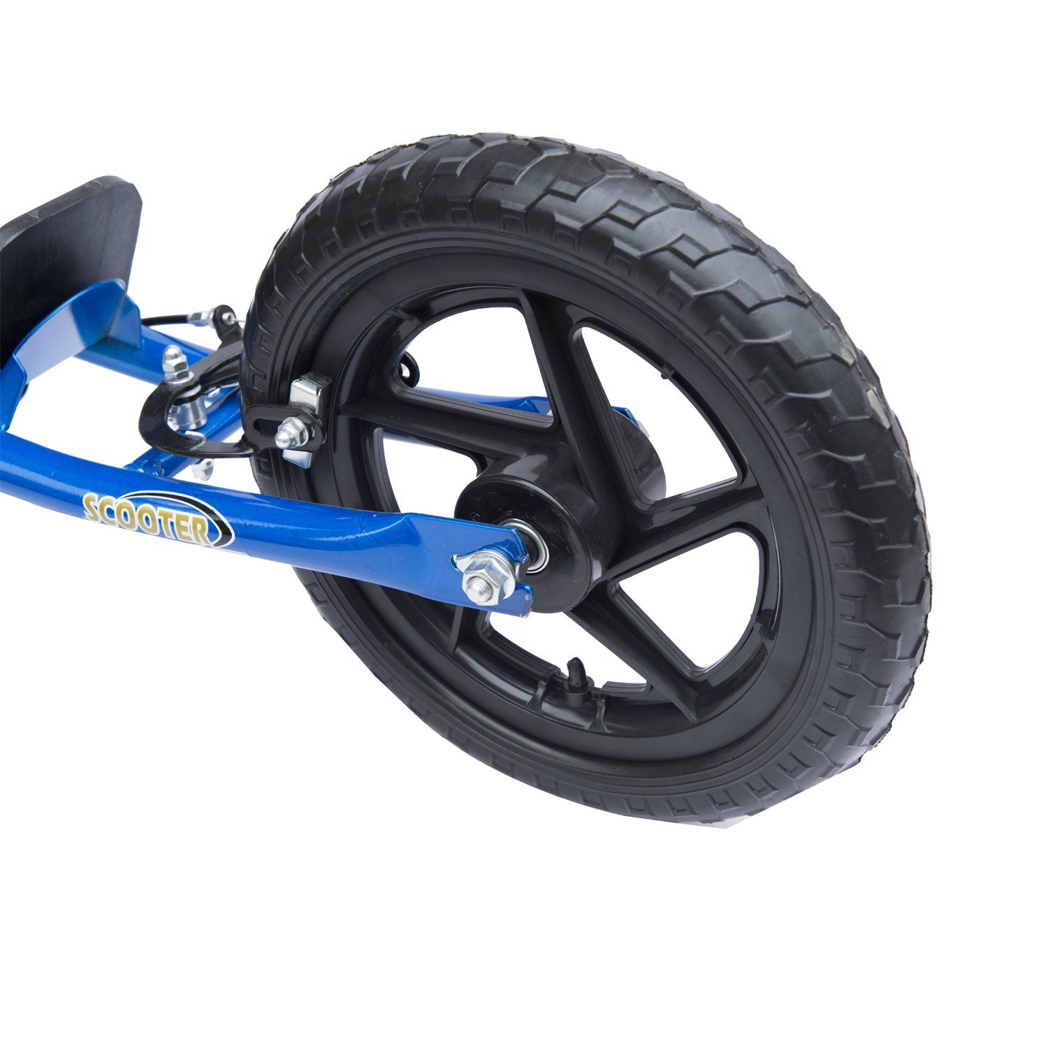 Teen-Push-Scooter-Kids-Children-Stunt-Scooter-Bike-Bicycle-Ride-On-12-034-Tyres-New thumbnail 13