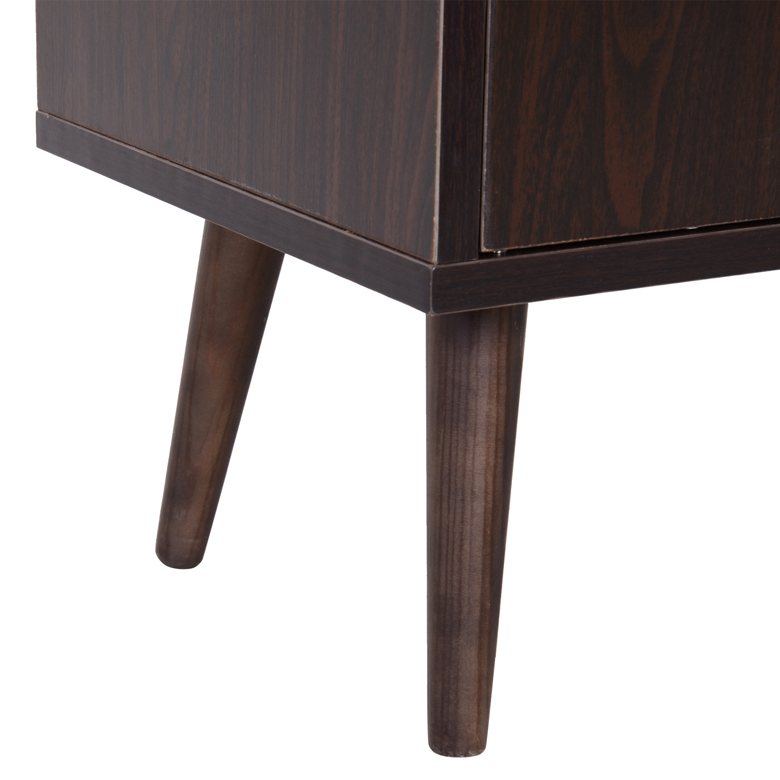 thumbnail 8 - Side-Cabinet-Hallway-Storage-Unit-Console-Table-Entrance-Shelf-Cupboard-2-color