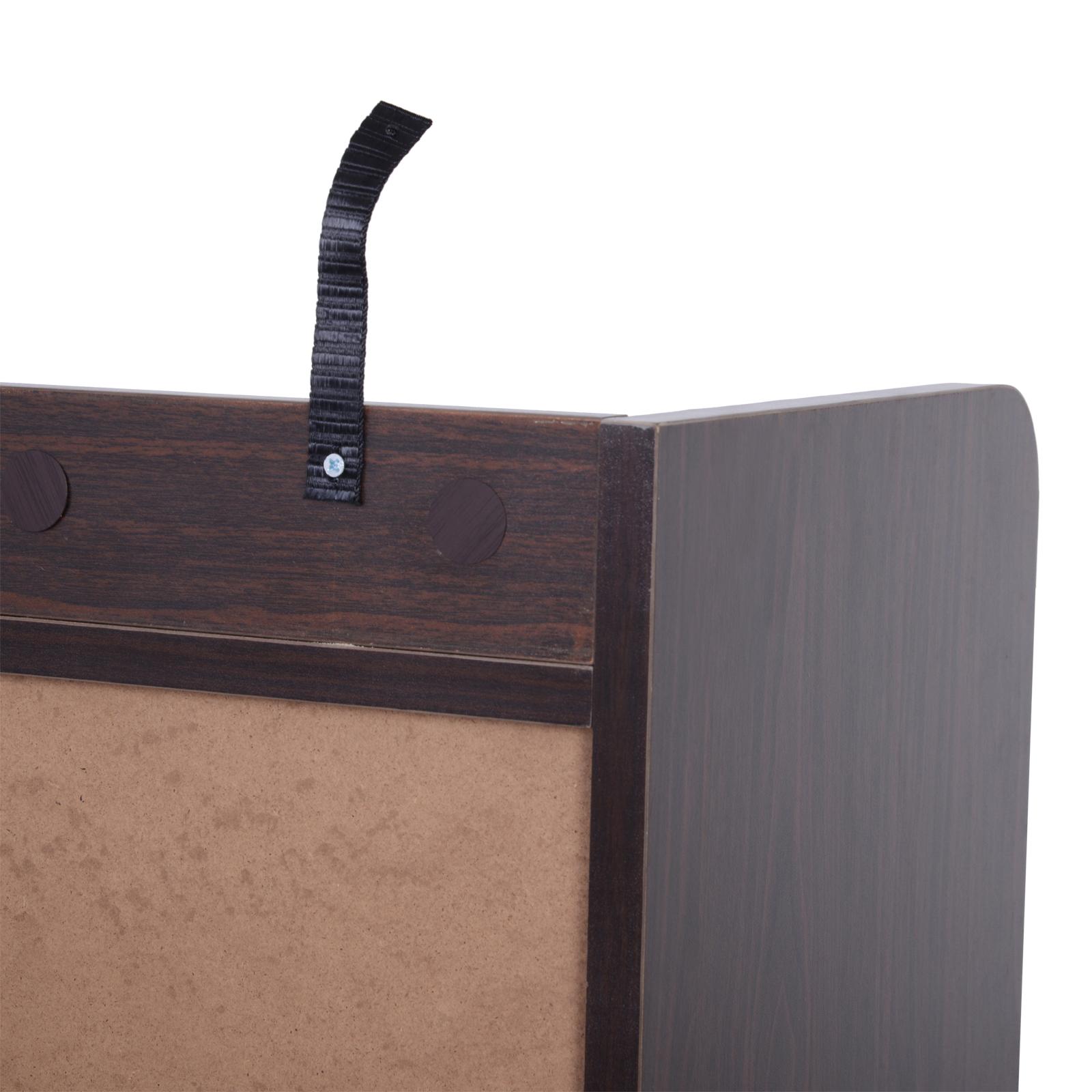 thumbnail 4 - Side-Cabinet-Hallway-Storage-Unit-Console-Table-Entrance-Shelf-Cupboard-2-color