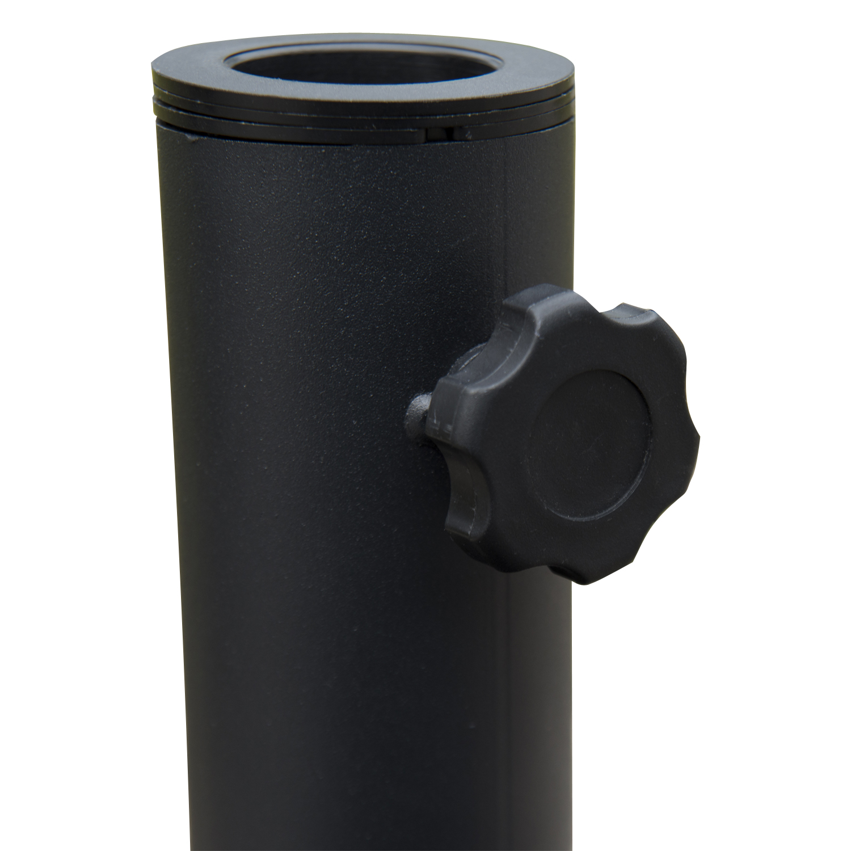 Outsunny 25kgs Round Umbrella Base Concrete Parasol Weight