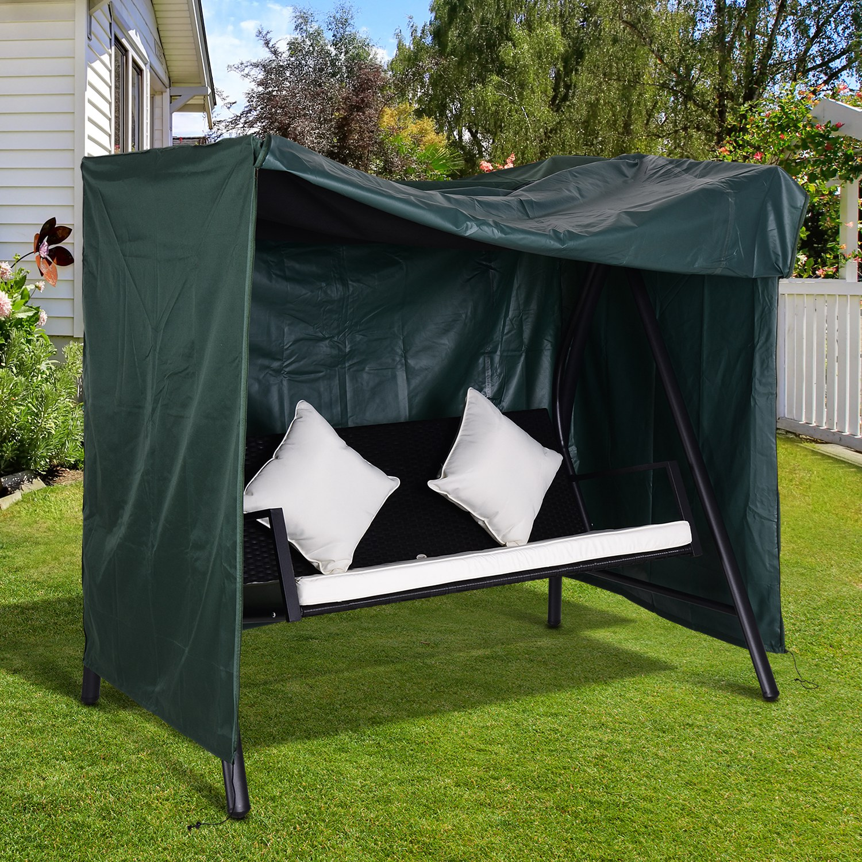 Swing Seat Cover Waterproof Garden Furniture Outdoor Rain Heavy Duty Patio Chair