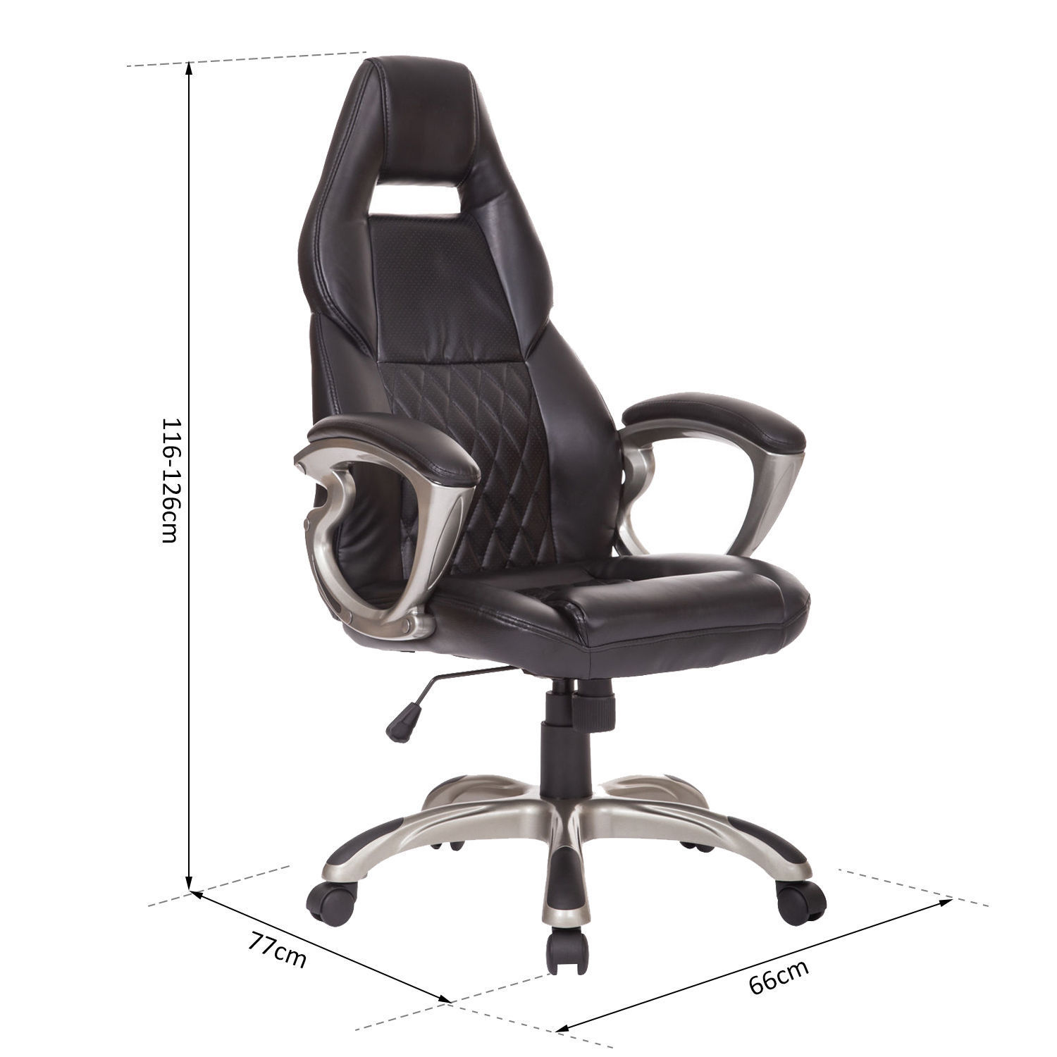 Racing Gaming Sports Chair Computer PC chairs Height ...