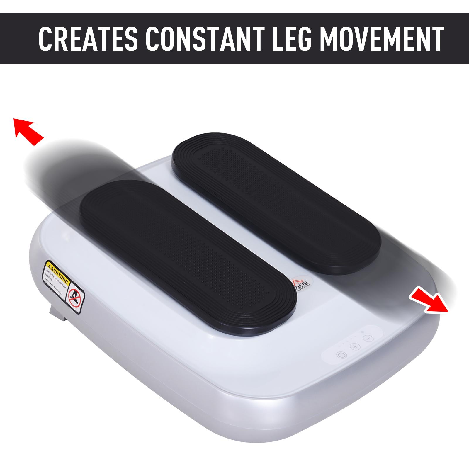 Homcom Leg Exerciser Automatic Feet Mover Circulation
