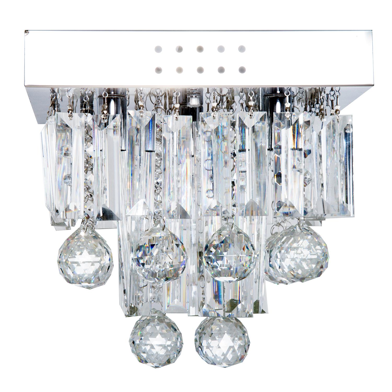 Crystal-Chandelier-Ceiling-Mount-Pendant-Light-Lamp-Modern-Illumination-Fabric