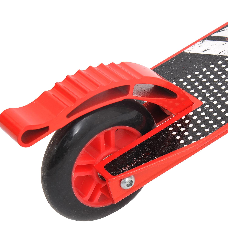 Kids-Pro-Stunt-Scooter-Fixed-Bar-360-Degree-Street-Kick-Push-Aluminum-Wheel thumbnail 13