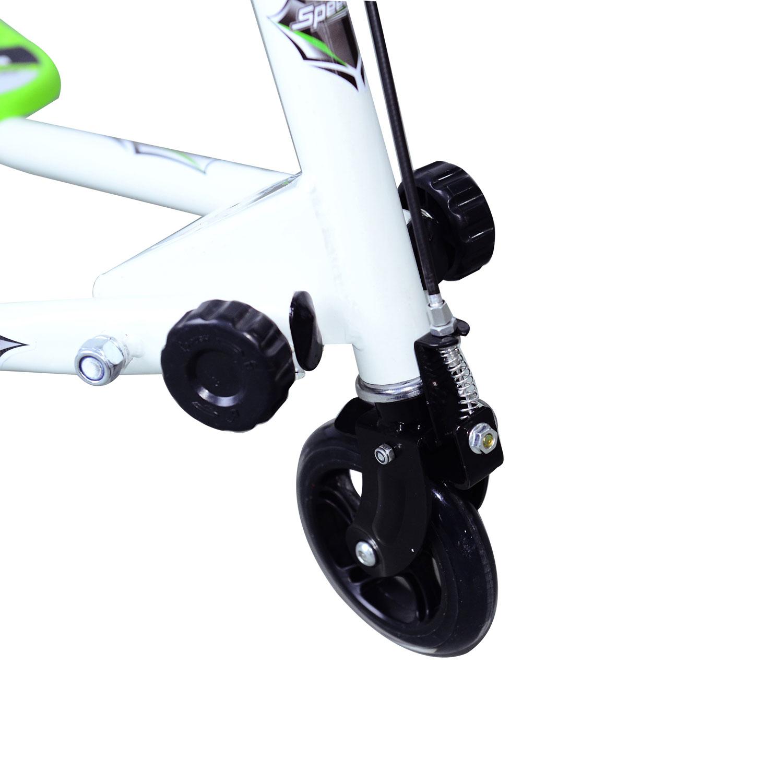 Kids-3-Wheels-Speeder-Scooter-Tri-Slider-Winged-Push-Motion-Children-Adjustable thumbnail 21